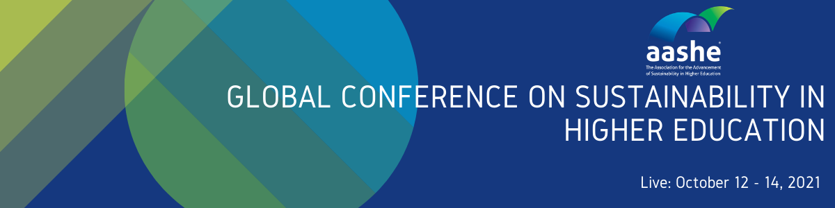 Global Conference on Sustainability in Higher Education 2021