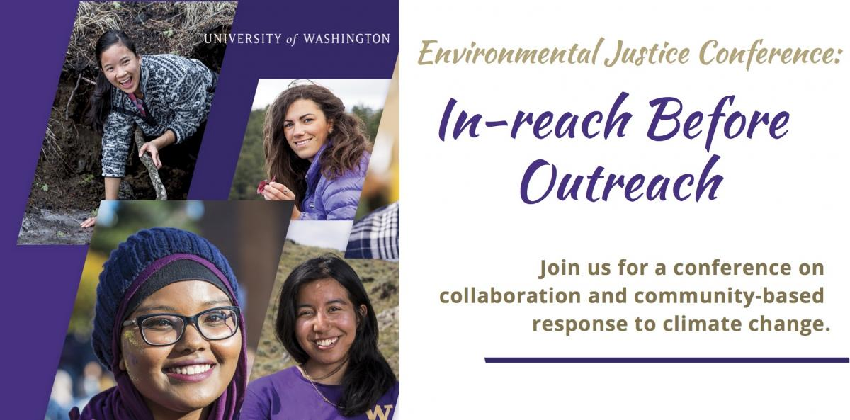 Environmental Justice Conference poster