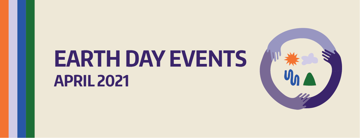 2021 UW Earth Day events