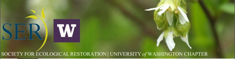 Society for Ecological Restoration - UW chapter