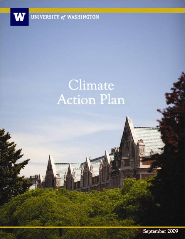 UW Climate Action Plan