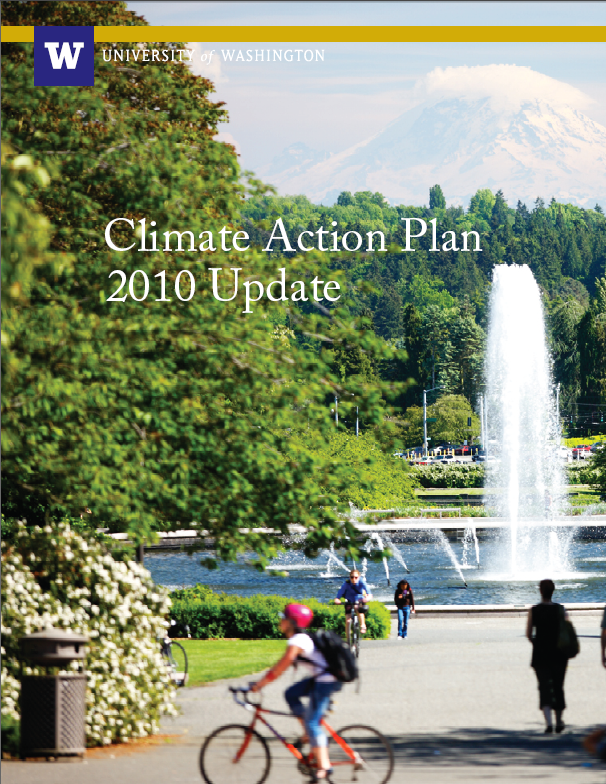 UW Climate Action Plan Update