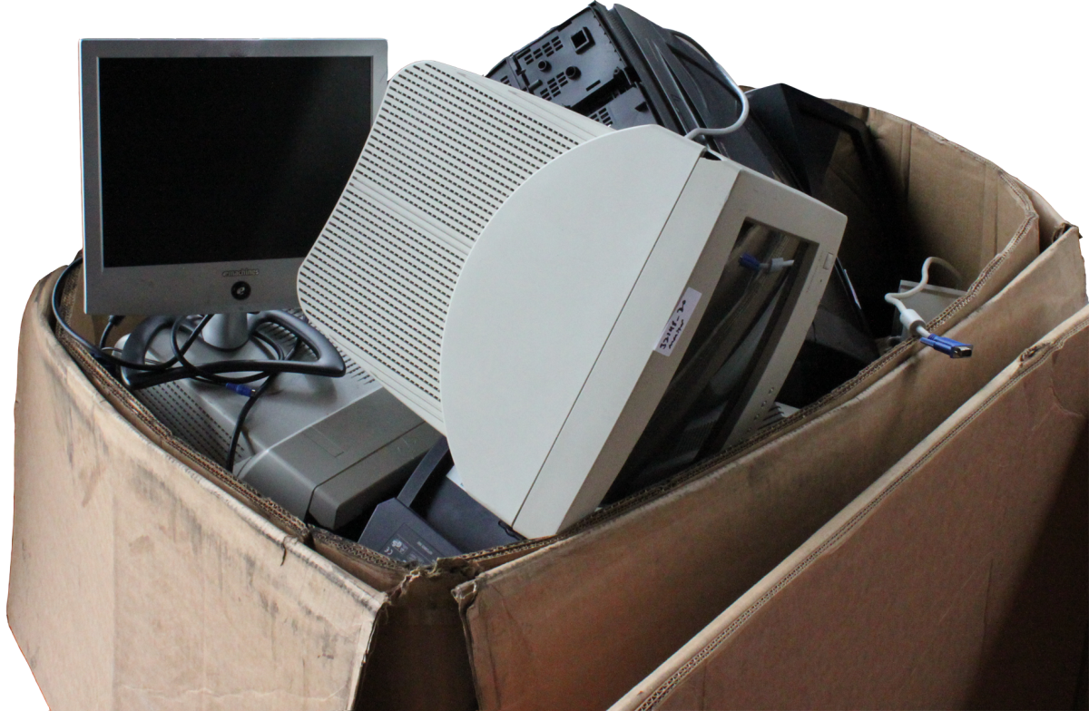 electronic waste research paper Consumer information about reducing, reusing, and recycling materials.