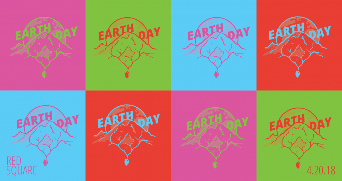 Alternative Earth Day banner
