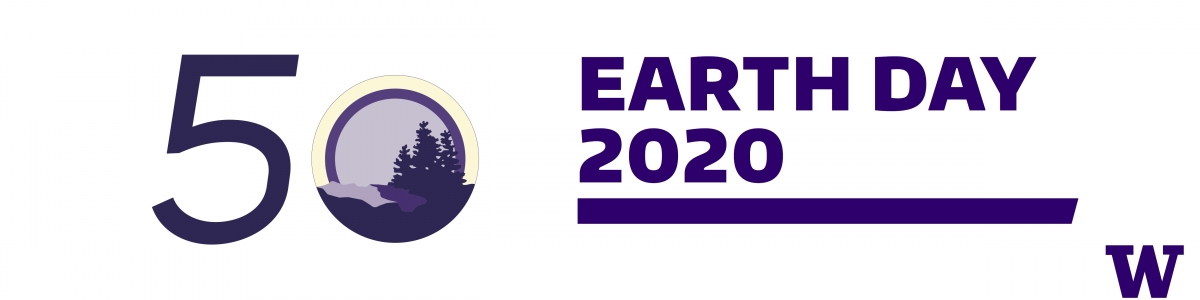 UW Earth Day header