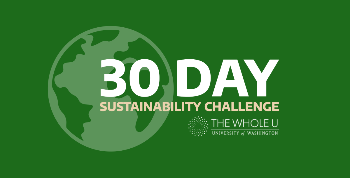 30 day sustainability challenge