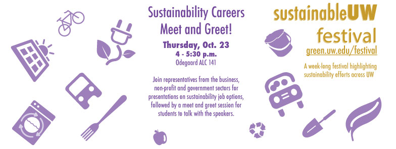 Sustainability career options Students with a sustainability degree have skills that apply to virtually any field or profession, although advanced degrees or certifications may .
