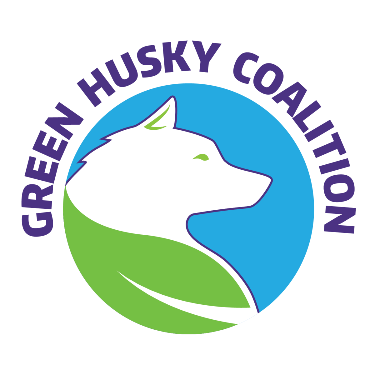 Green Husky Coalition Pizza Party