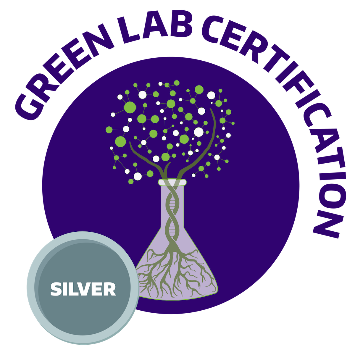 Green Lab silver level