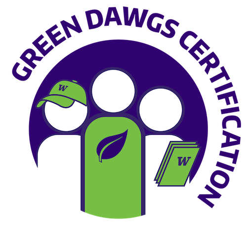 Green Dawgs logo