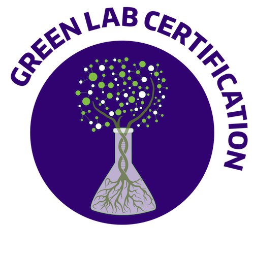 Green Laboratory logo
